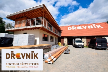 Centrum dřevostaveb Dřevník Boskovice - Vážany