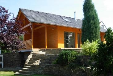 Dřevostavby Boskovice