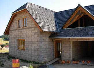 Střecha Bukovinka