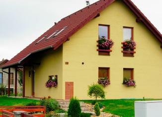 dřevostavba rodinný dům