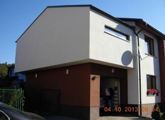 Nadstavba rodinného domu pomocí dřevostavby, Brno – Líšeň