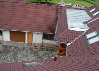 Rekonstrukce střechy Kuničky