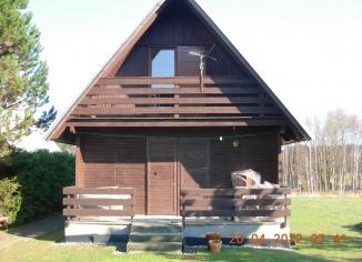 Rekonstrukce rekreační chaty, Suchý - původní stav