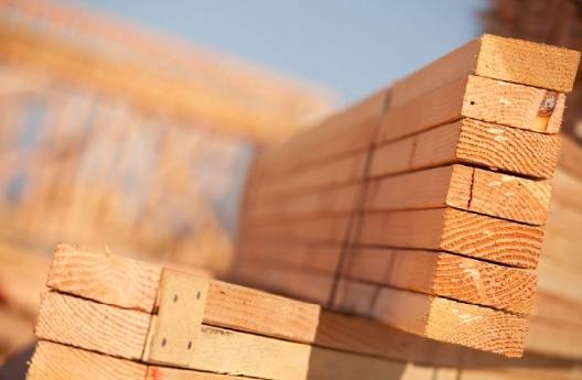 materiál pro dřevostavby