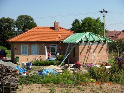 Střecha Svitávka